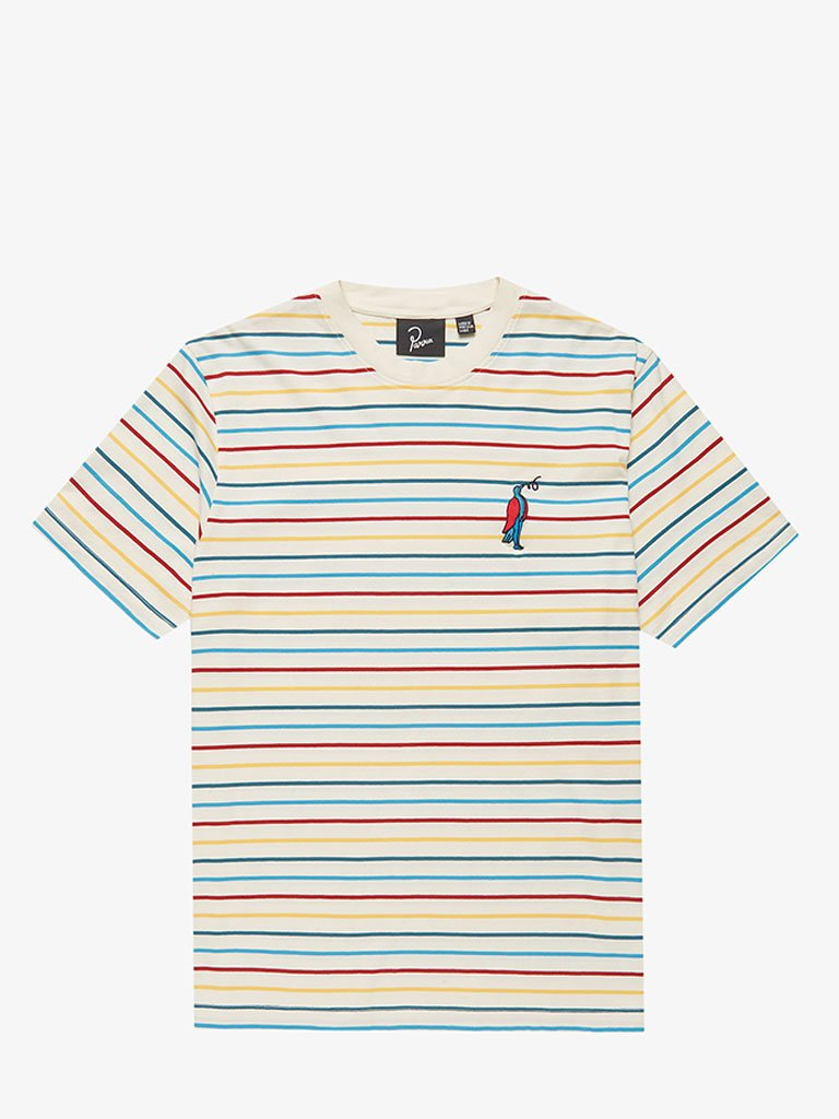 STARING STIPED T-SHIRT UNISEX T-SHIRT BY PARRA SMETS