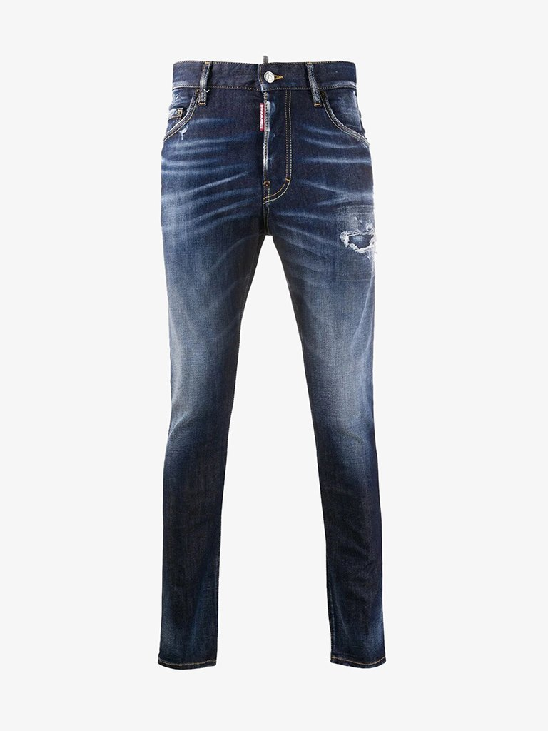 SUPER TWINKY JEANS * MEN-CLOTHING JEANS DSQUARED2 SMETS
