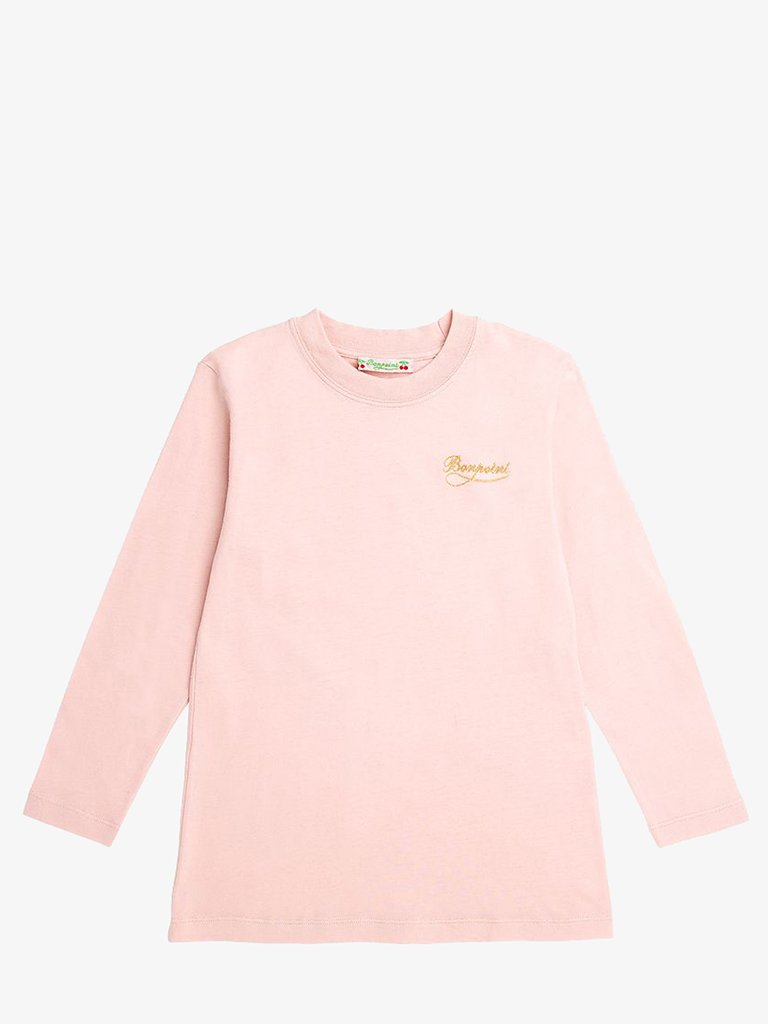 T-SHIRT KIDS-CLOTHING T-SHIRT BONPOINT SMETS