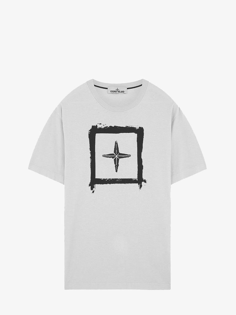 T-SHIRT MEN-CLOTHING T-SHIRT STONE ISLAND SMETS