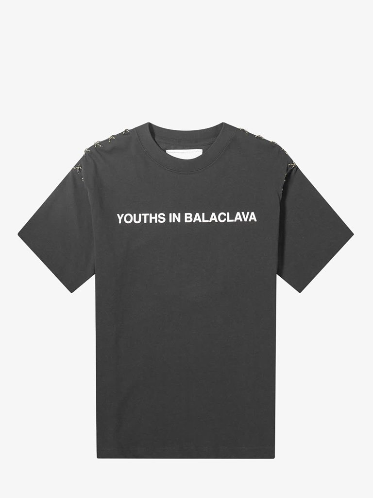 T-SHIRT MEN-CLOTHING T-SHIRT YOUTHS IN BALACLAVA SMETS