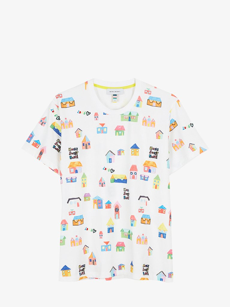 T-SHIRT WOMEN-CLOTHING T-SHIRT MIRA MIKATI SMETS