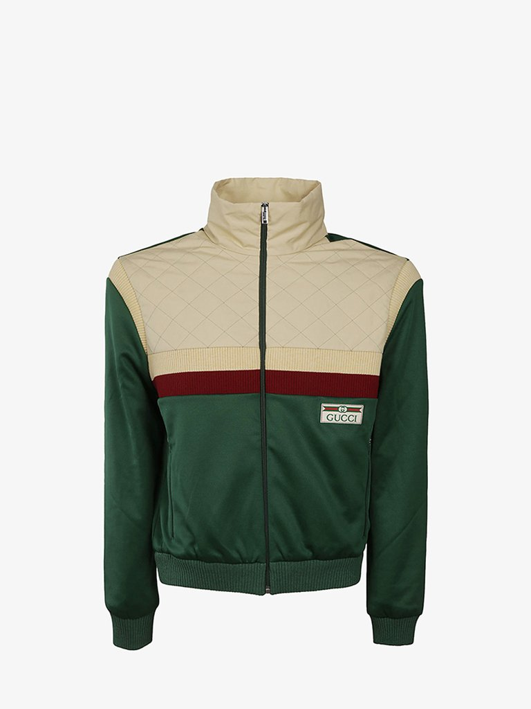 TECHNICAL JACKET MEN-CLOTHING JACKET GUCCI SMETS