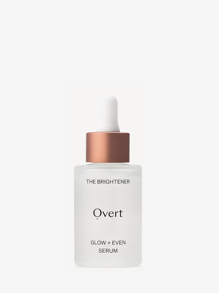 THE BRIGHTENER CREAM 30ML BEAUTY-FACE CARE MOISTURIZER OVERT SKINCARE SMETS