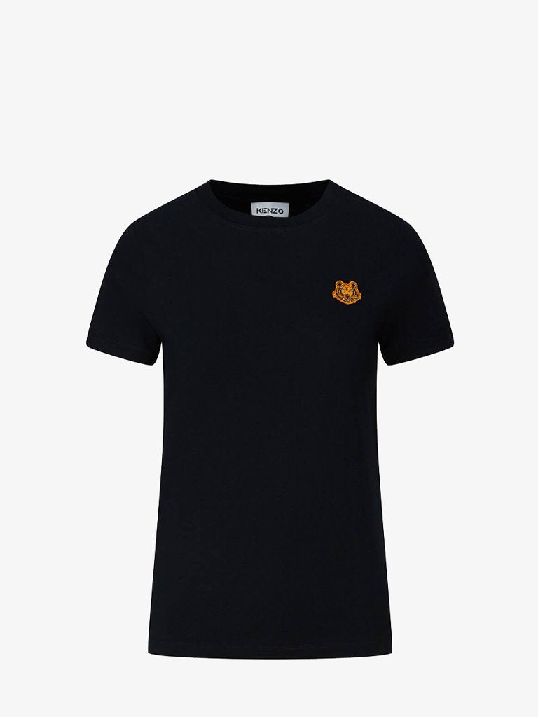 TIGER CREST CLASSIC FIT T-SHIRT WOMEN-CLOTHING T-SHIRT KENZO SMETS