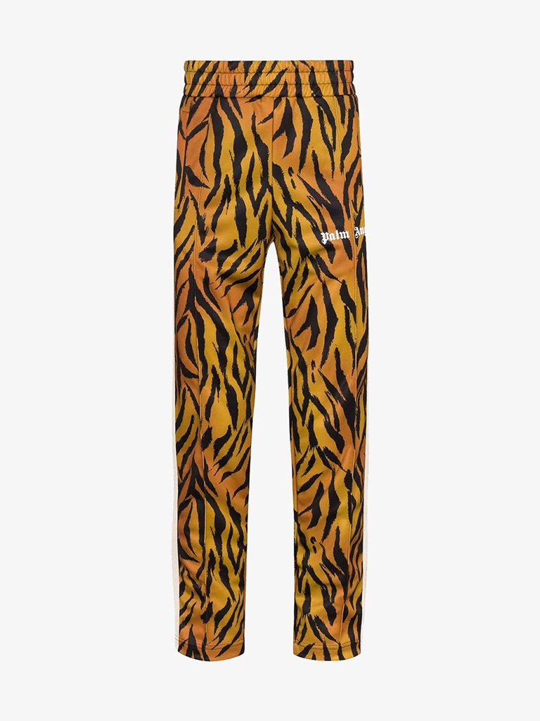 TIGER SLIM TRACK PANTS MEN-CLOTHING TRACK PANTS PALM ANGELS SMETS