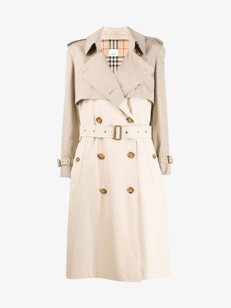 TRENCH COAT * WOMEN-CLOTHING TRENCH COAT BURBERRY SMETS