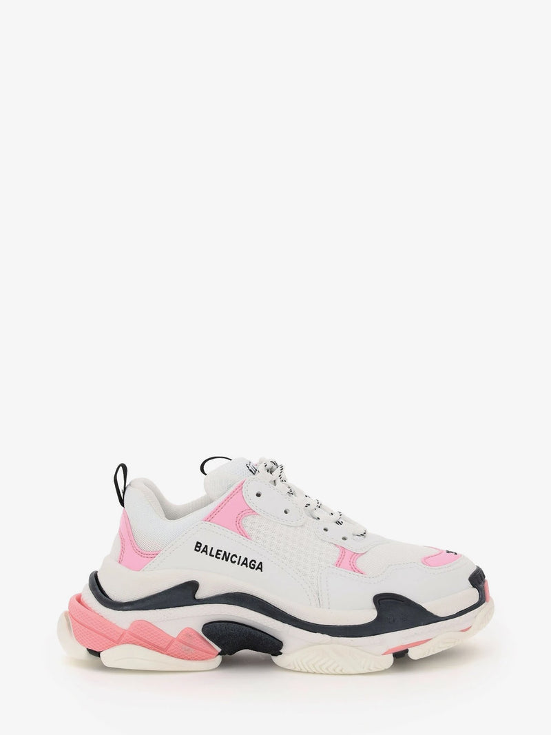 TRIPLE S SNEAKERS * WOMEN-SHOES SNEAKERS BALENCIAGA SMETS
