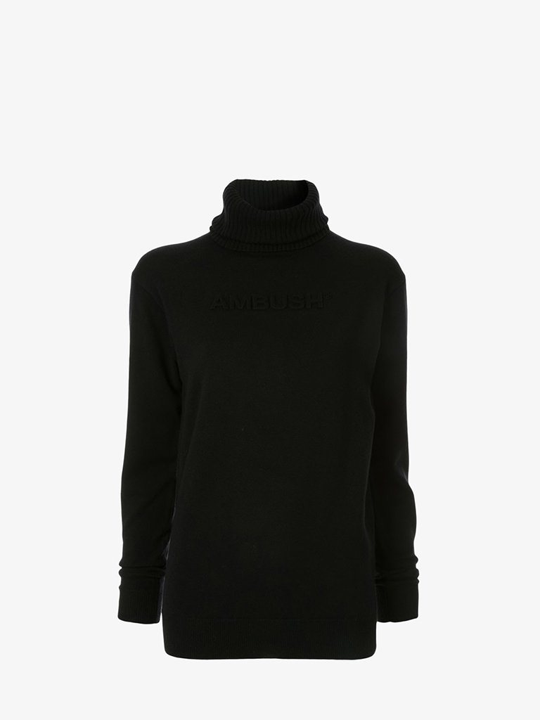 TURTLENECK WOMEN-CLOTHING TURTLENECK AMBUSH SMETS
