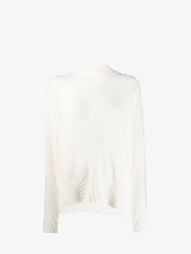 TURTLENECK * WOMEN-CLOTHING TURTLENECK JIL SANDER SMETS