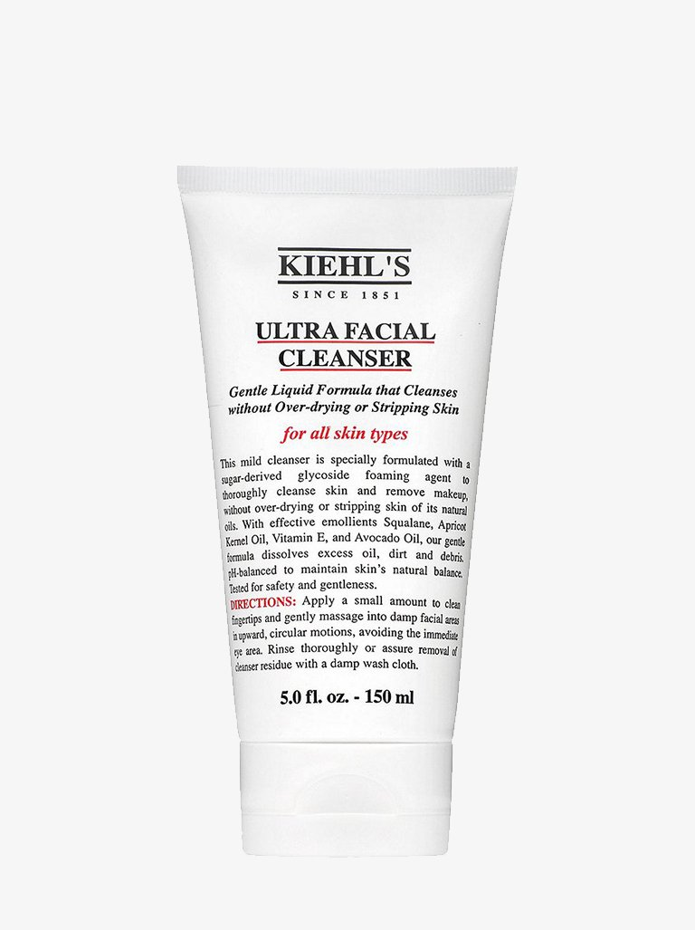 ULTRA FACIAL CLEANSER BEAUTY-FACE CARE CLEANSER KIEHLS SMETS
