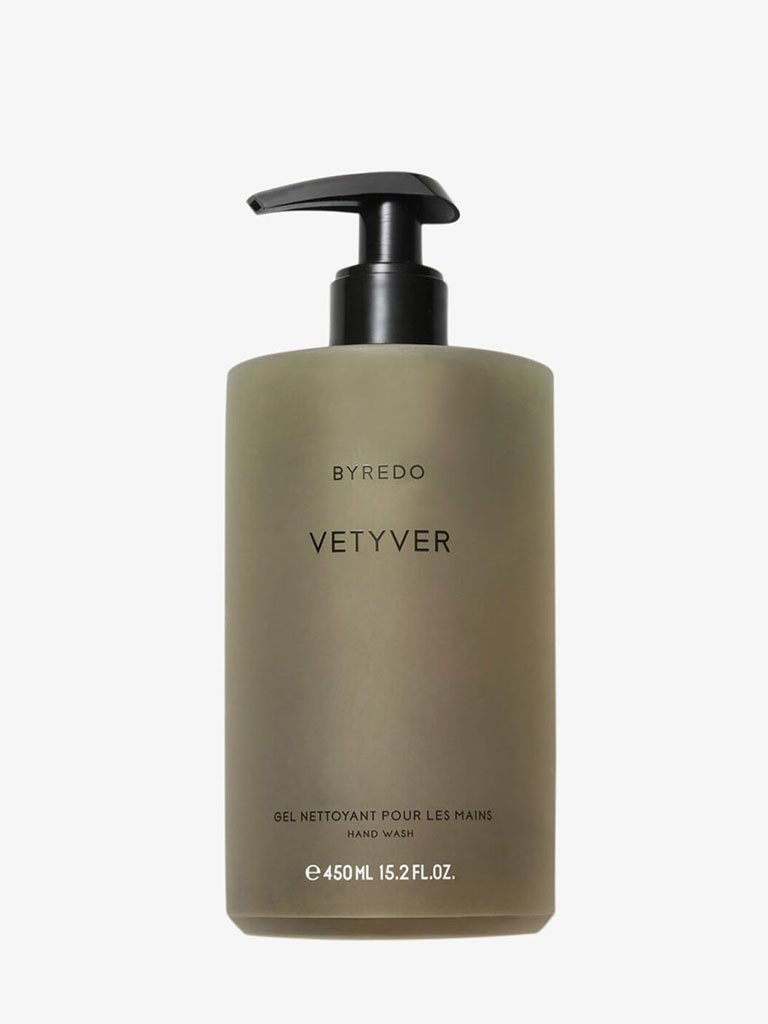 VETYVER HAND SOAP * BEAUTY-HAND CARE CLEANSER BYREDO SMETS