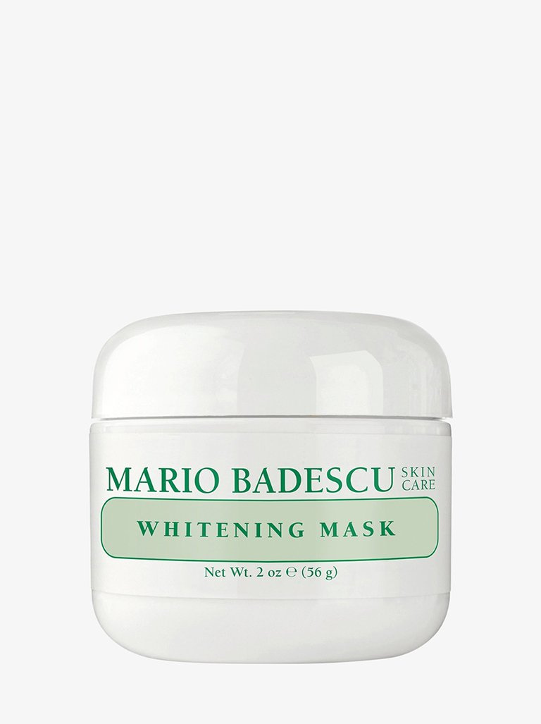 WHITENING MASK * BEAUTY-FACE CARE MASK MARIO BADESCU SMETS