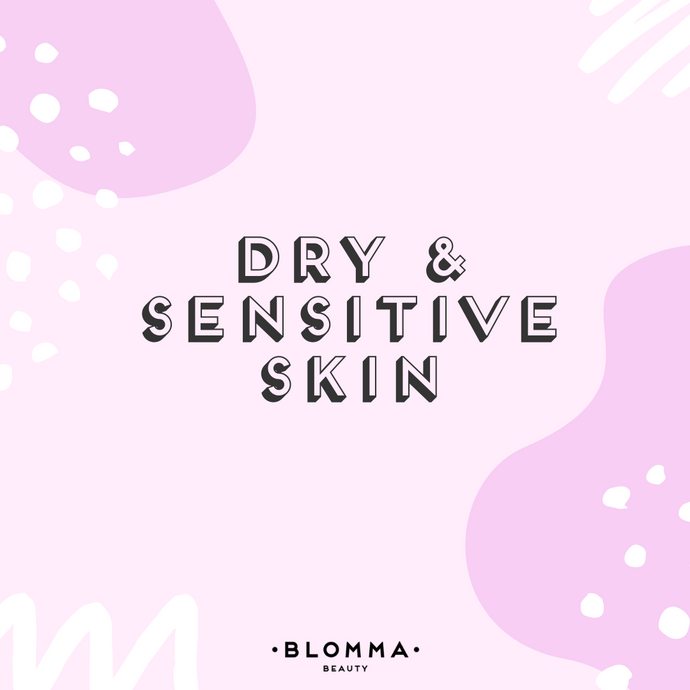 Dry & sensitive skincare