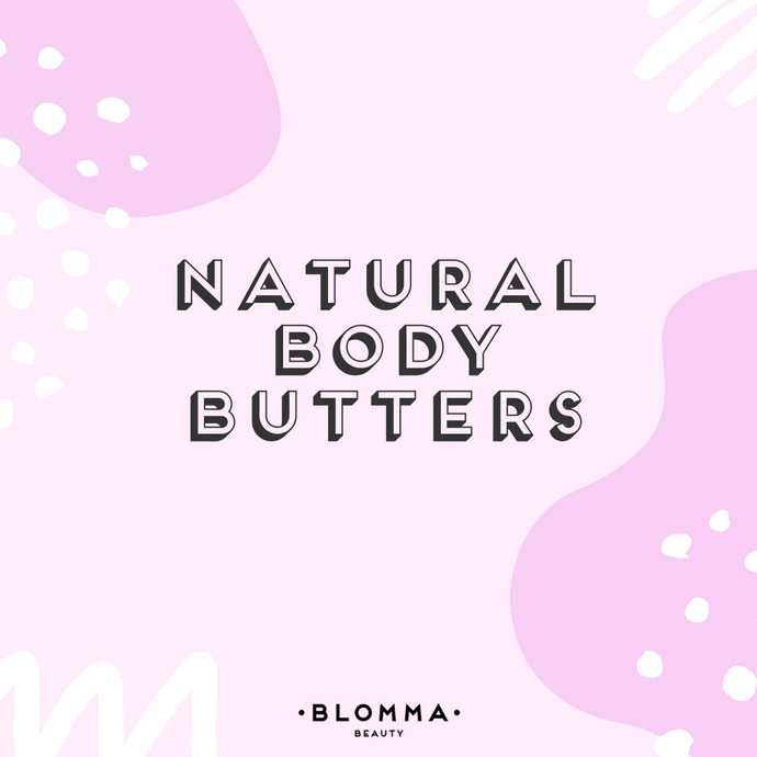 Natural Body Butter Blends