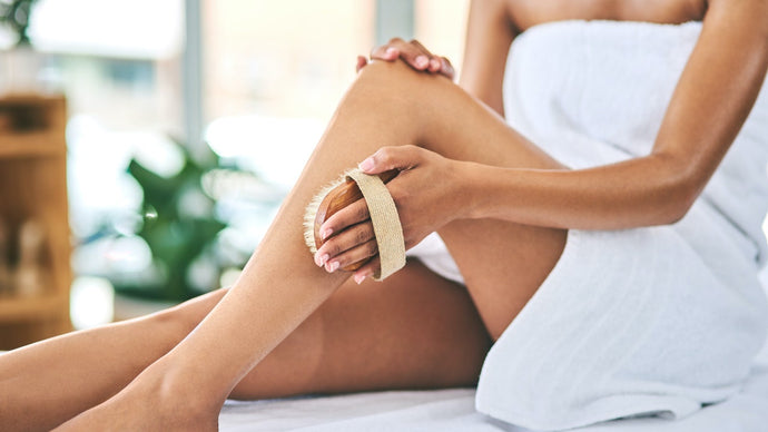 What is body brushing and why is it important?