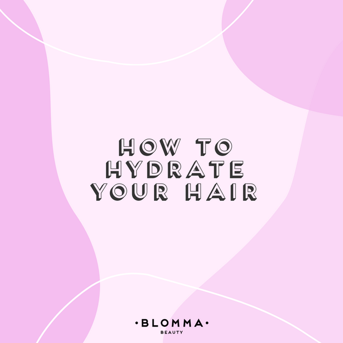 How To Hydrate Hair Naturally