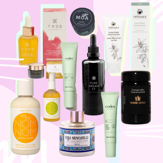 Why our brands formulate organic beauty products