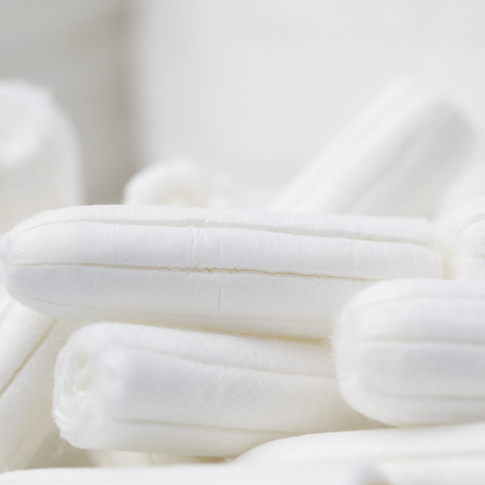 Why organic cotton tampons and pads are better for your period