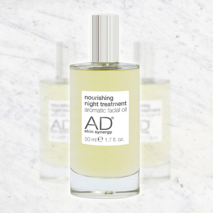 Transform your skin with AD Skin Synergy's Nourishing Night Treatment
