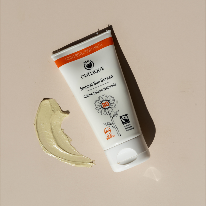 Odylique Organic Sunscreen - 8 Reasons Why We Love It