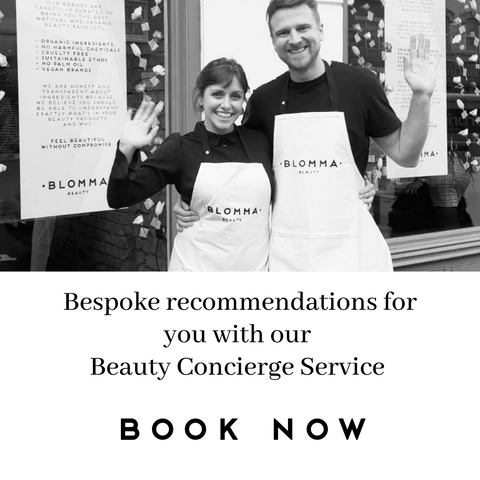 blomma beauty founders virtual consultations