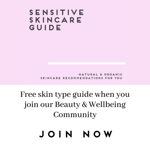 sensitive skin guide graphic