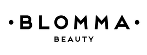 Company logo of Blomma Beauty, an organic beauty products online store