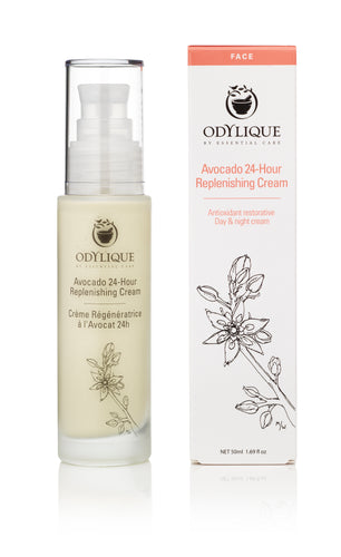 Odylique Organic Avocado Moisturiser - Blomma Beauty