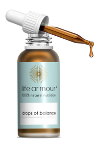drops of balance life armour nutrition