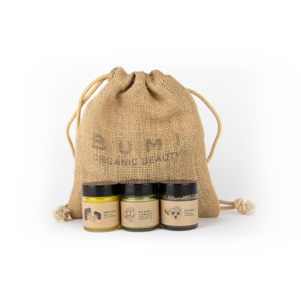 Bumi Naturals Self Care Bundle - Blomma Beauty