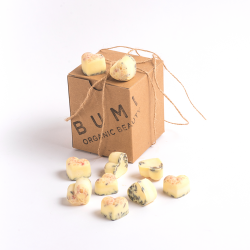 Bumi Naturals Organic Lavender Bath Melts - Blomma Beauty