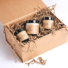 Load image into Gallery viewer, Bumi Naturals Organic Skincare Gift Box - Calm