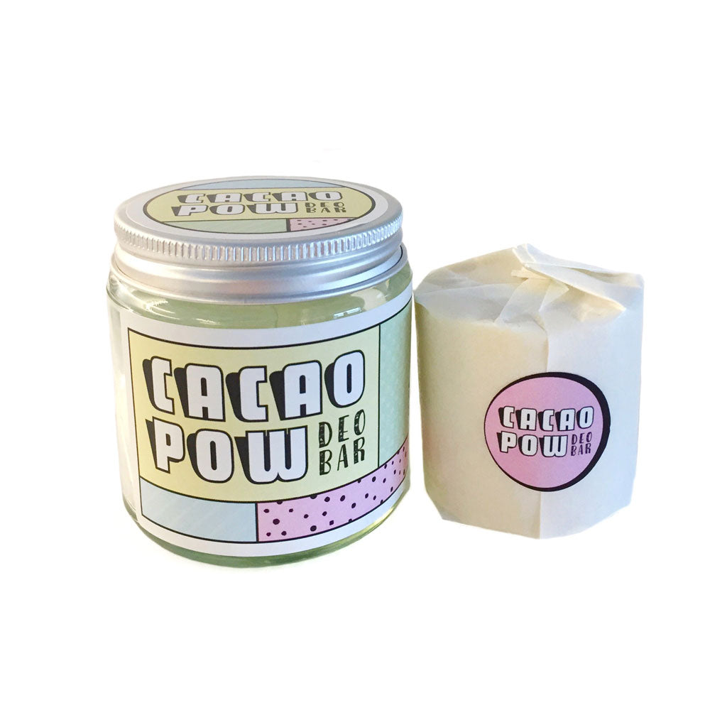 Cacao Pow Deo Bar - Blomma Beauty