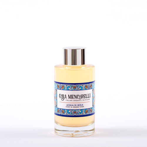 Casa Mencarelli Acqua Di Miele Honey & Orange Toner