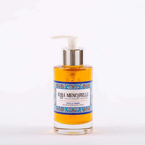 Casa Mencarelli Sole e Mare Sea Buckthorn Serum - Blomma Beauty