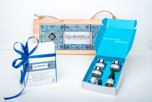 Casa Mencarelli Limited Edition Miniature Gift Box - Blomma Beauty