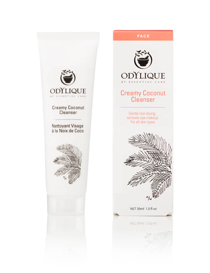 Odylique Organic Creamy Coconut Cleanser - Blomma Beauty