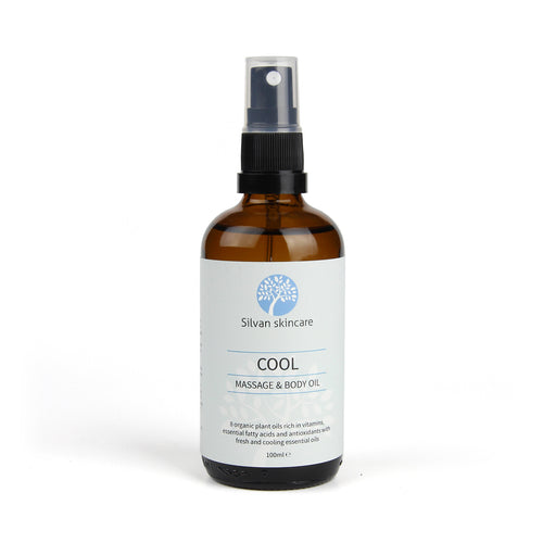 Cool Body Oil