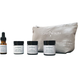 SoapNskin Self Care Set - Blomma Beauty