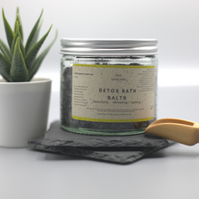 Load image into Gallery viewer, detox natural bath salts