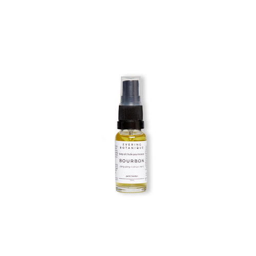 Evering Botanique Bourbon Body Oil 15ml - Blomma Beauty