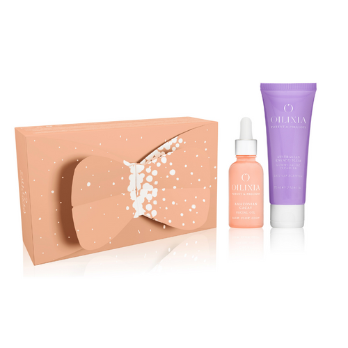 Glow Gift Set - Oilixia - Blomma Beauty