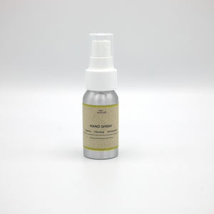natural hand sanitiser