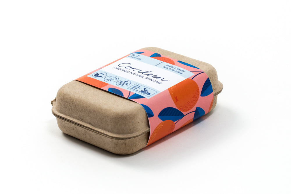Organic Juniper and Orange Soap Bar - Coraleen - Gin and Juice