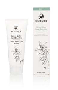 Odylique Organic Lemon Butter Hand Smoothie - Blomma Beauty