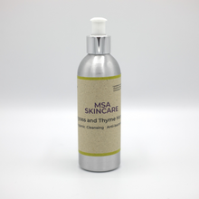 Load image into Gallery viewer, lemongrass and thyme natural hand wash