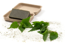 Load image into Gallery viewer, Organic Nettle And Chervil Soap Bar - Coraleen - Nettle Settle