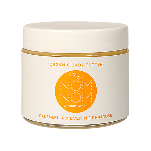 Nom Nom Organic Baby Butter Calendula and Evening Primrose - Blomma Beauty