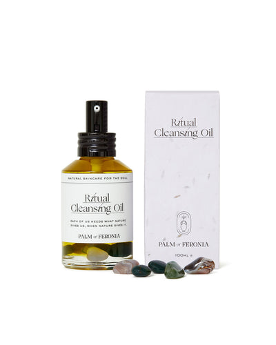 Ritual Cleansing Oil